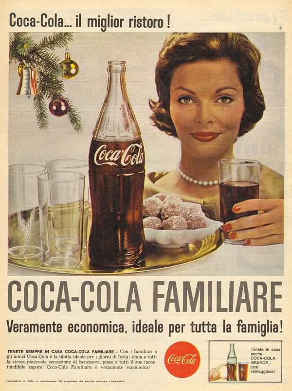 coca-cola struttura