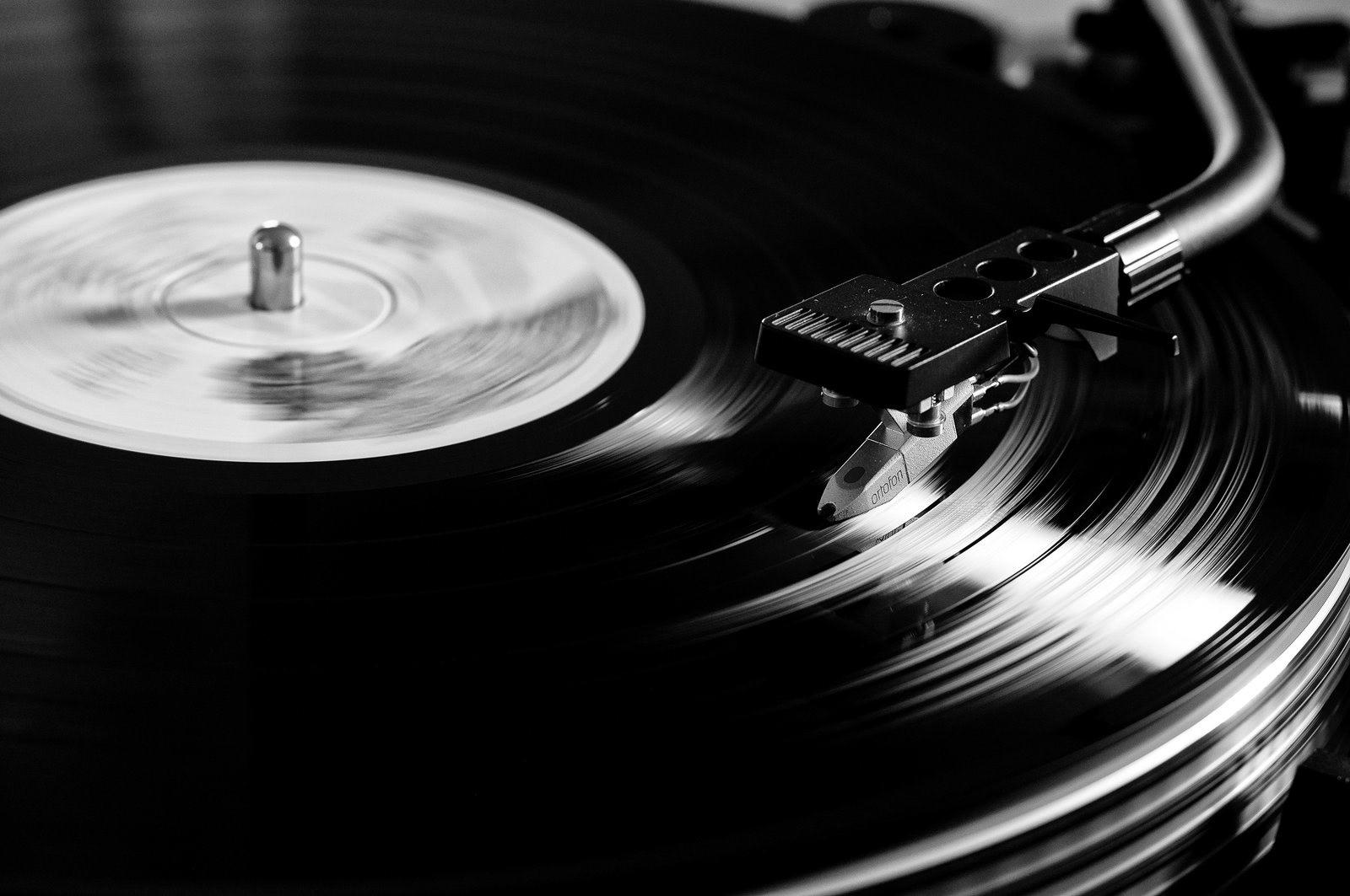vinyl-effect